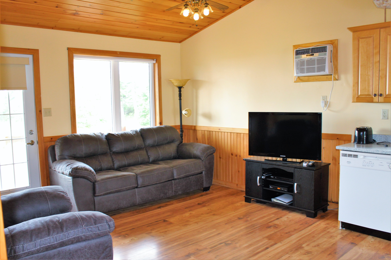Cottage #2 Living Room