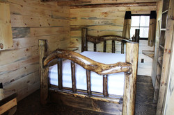 Rustic Cabin Linen package available for $50