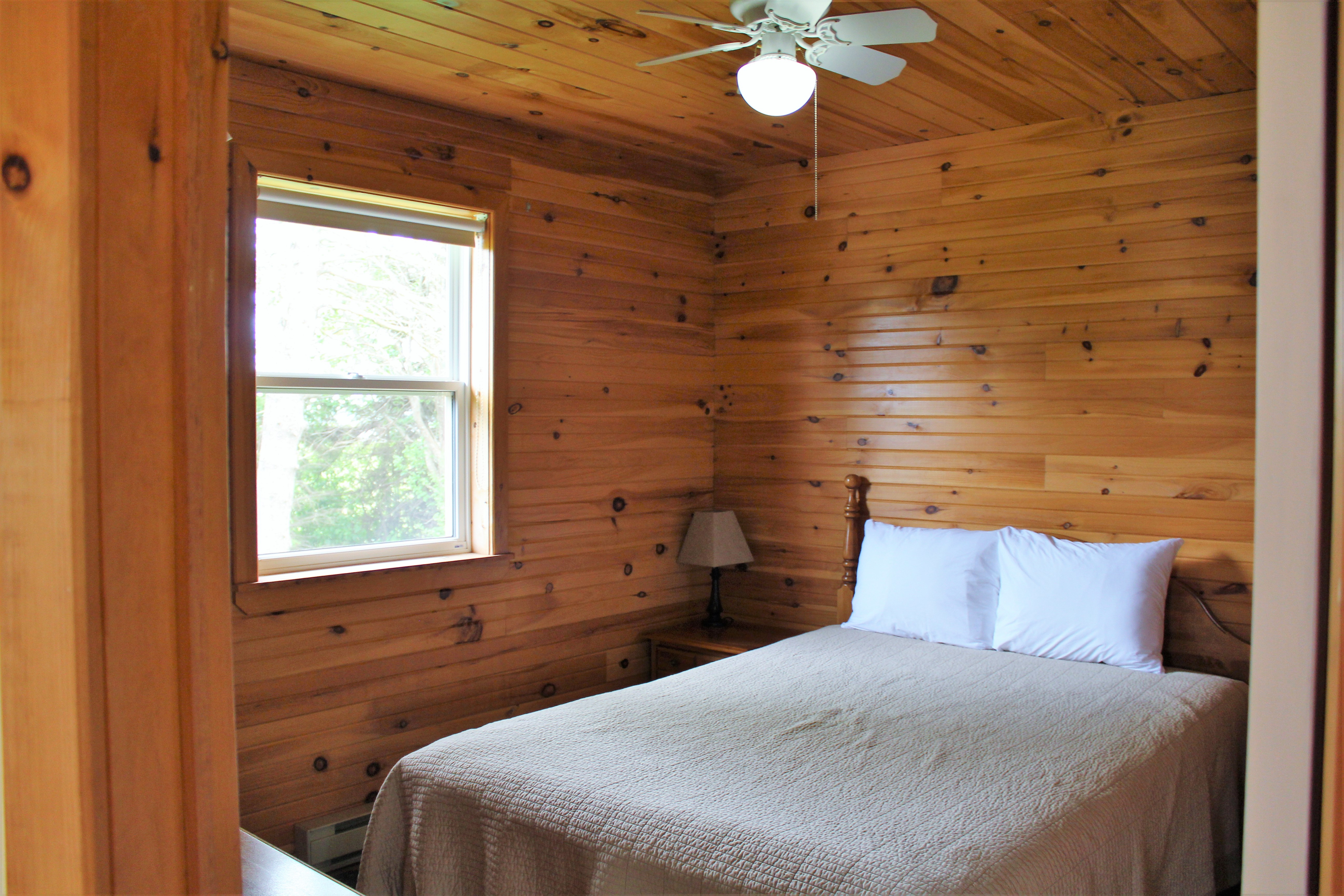 Cottage #2 Bedroom