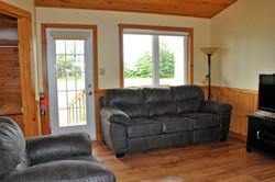 Cottage #3 Living Room