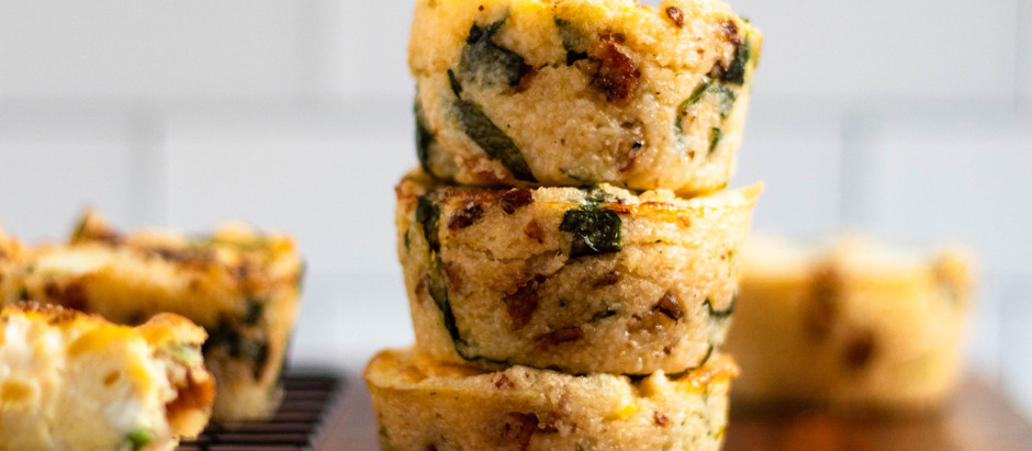 Grit Crusted Egg Muffins