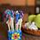 Thumbnail: Palillos Botaneros Pintados a Mano en Tonalá, Jal