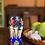 Thumbnail: Palillos Botaneros Pintados a Mano en Tonalá