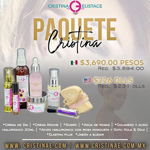 Paquete Cristina