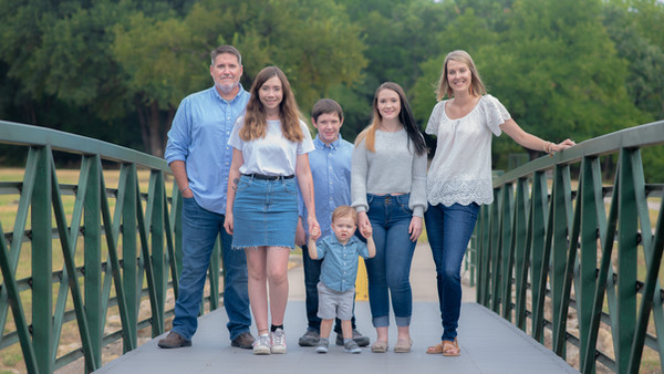 Family portraits near me Fort Worth Texas
