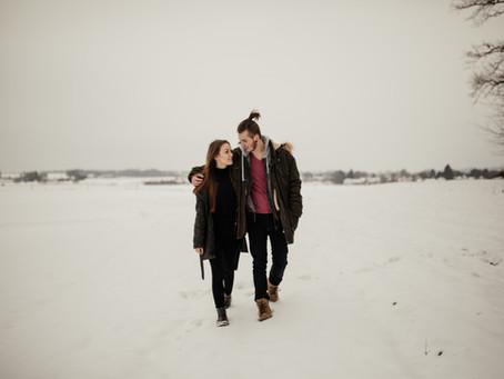 Emilia & Andris
