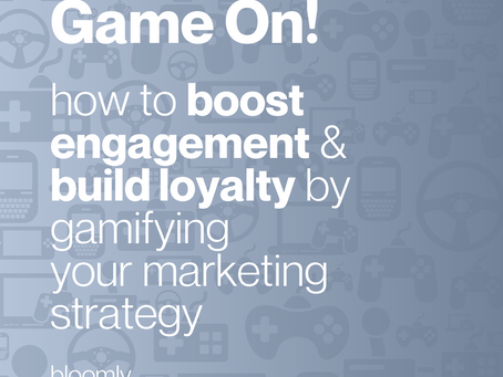 Game On: How to Boost Engagement & Build Loyalty by Gamifying Your Marketing Strategy