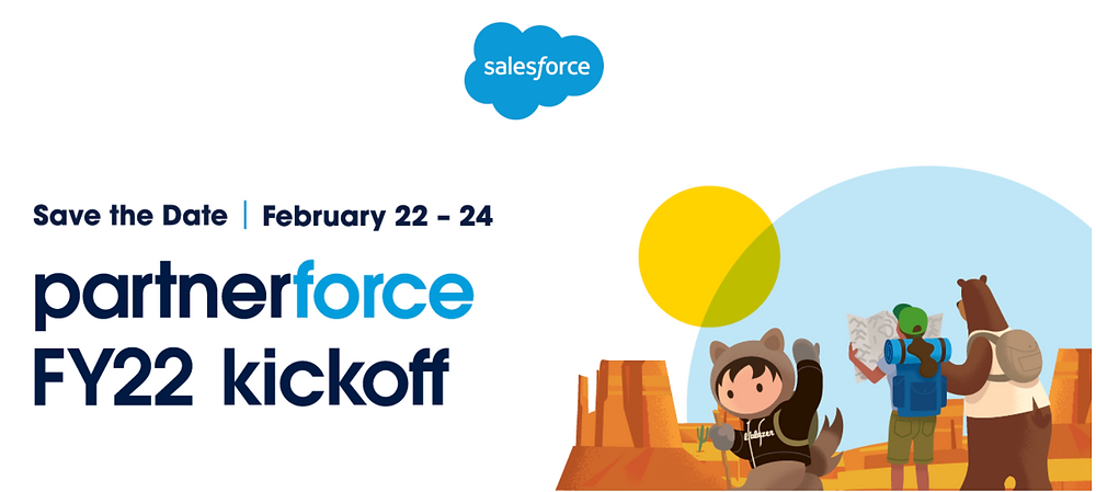 Salesforce announces Partnerforce February 22-24