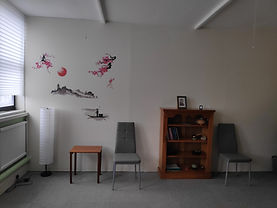 Reiki room