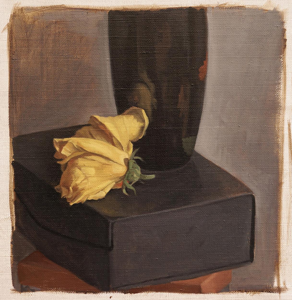 Flower and Japanese Vase