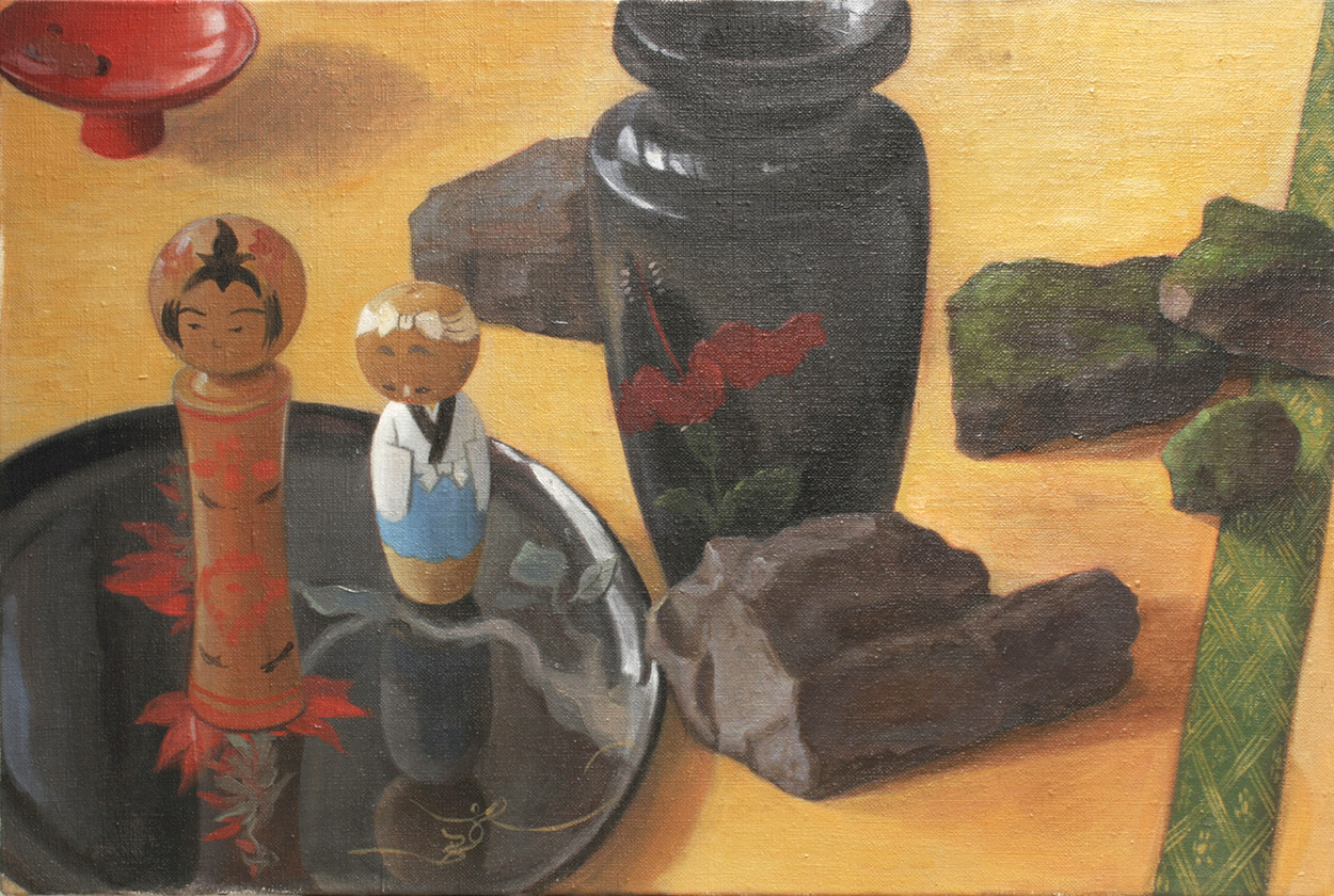 StillLife With Toys and stouns