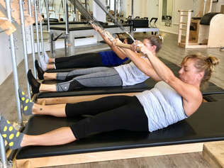My Pilates Journey - Rachel Devine