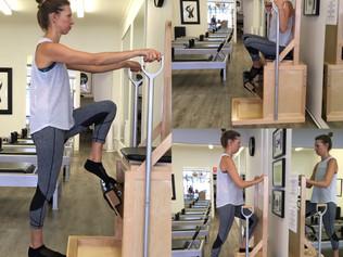 My Pilates Journey - Anja