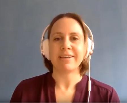 Ellen Kombiyil Interview Chewing the Gristle