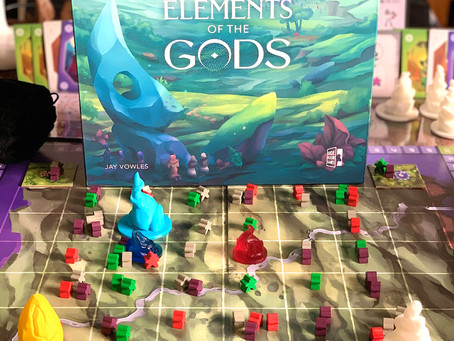Elements of the Gods