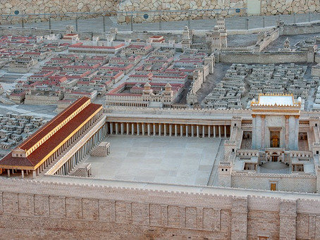 Jesus' Prophecy About the Temple