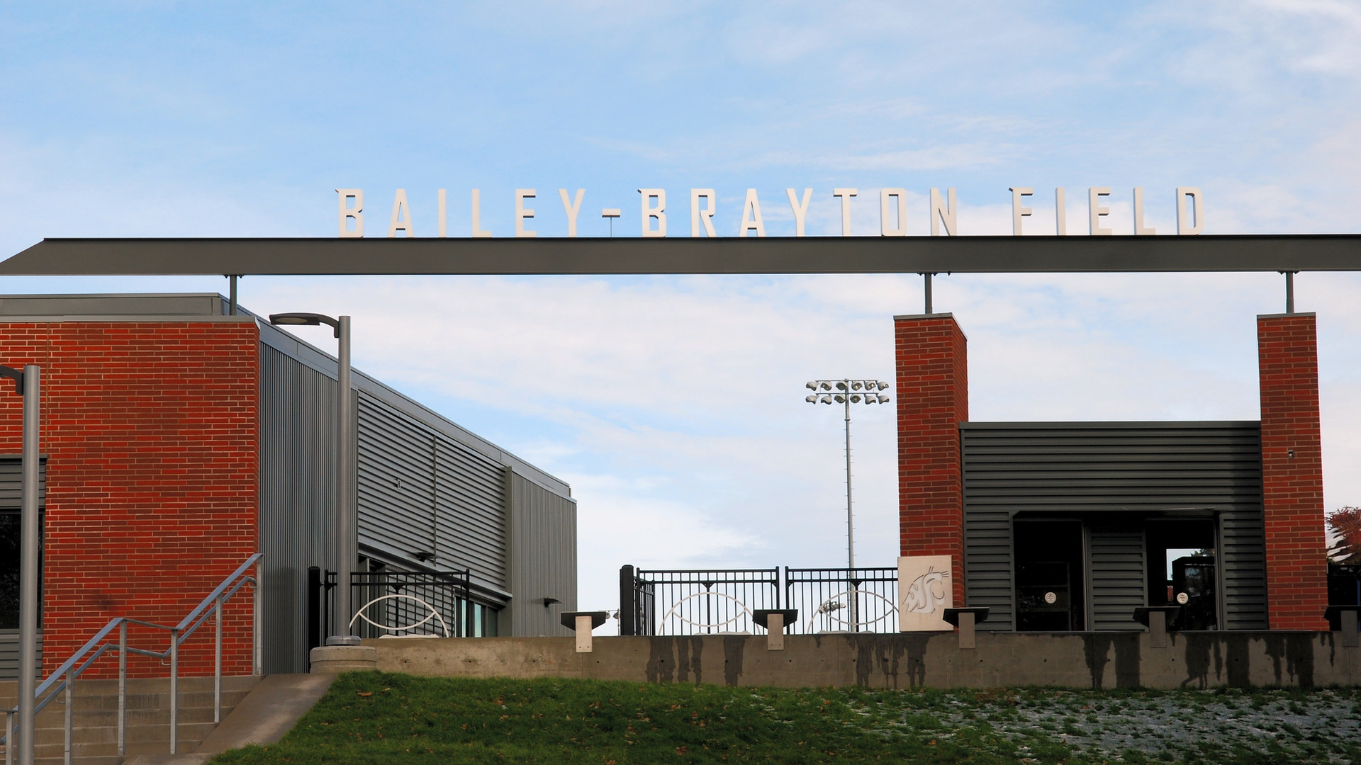 Bailey-Brayton Field Clubhouse Utility Design
