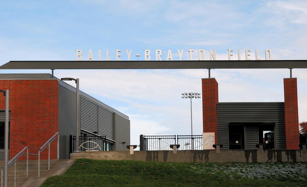 Bailey-Brayton Field Clubhouse Utility Design