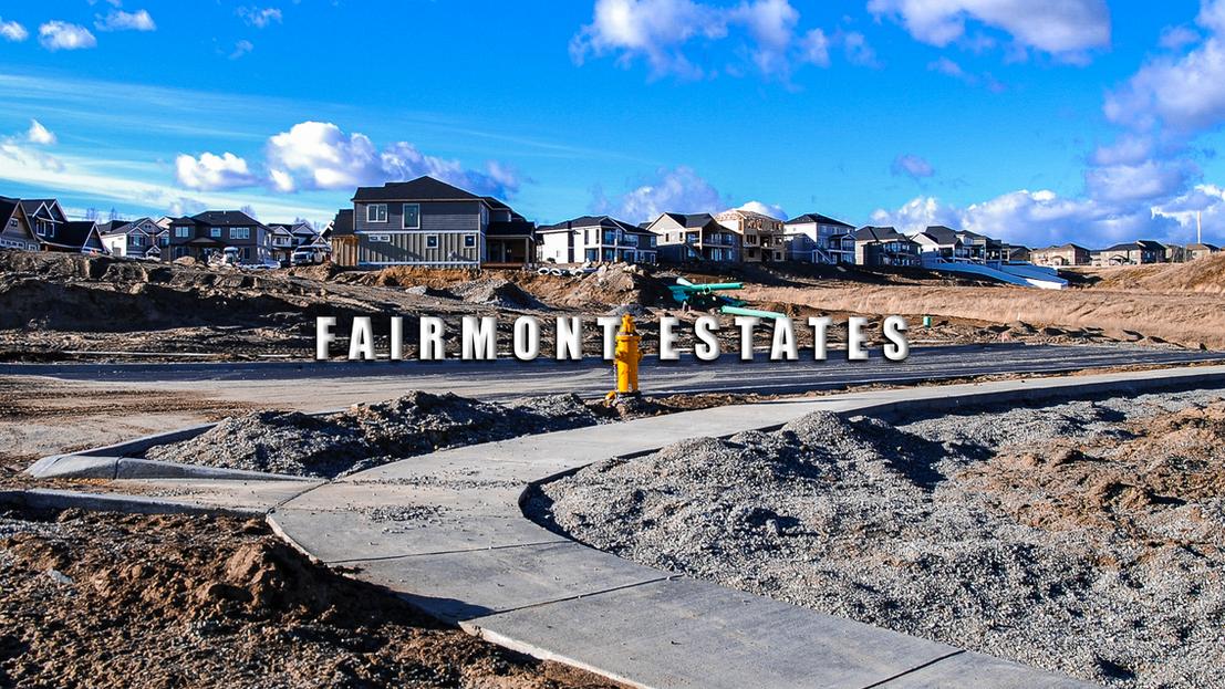 Fairmont Estates Subdivision