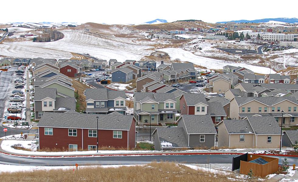 Hills on Grand Roadway Design