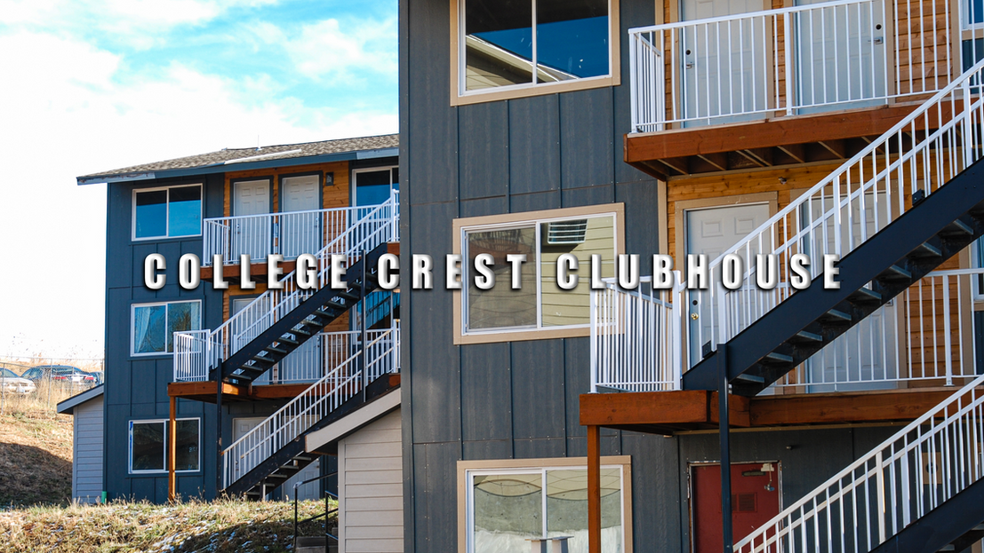 College Crest Clubhouse Project Video