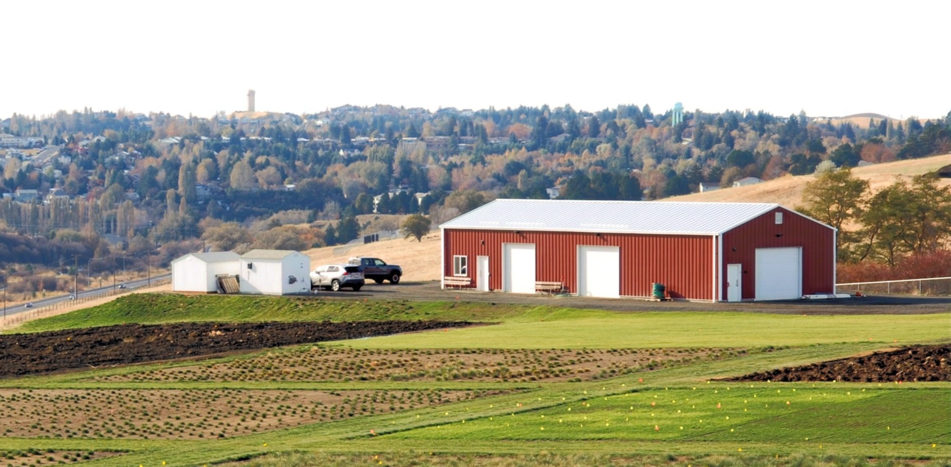WSU Agronomy Research Center