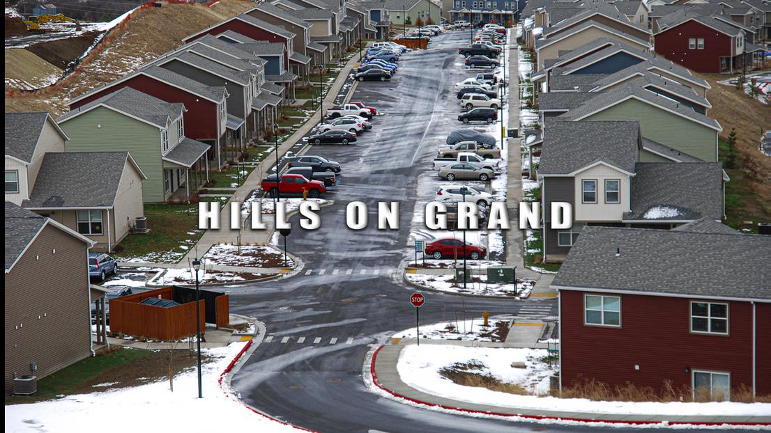 Hills on Grand Subdivision
