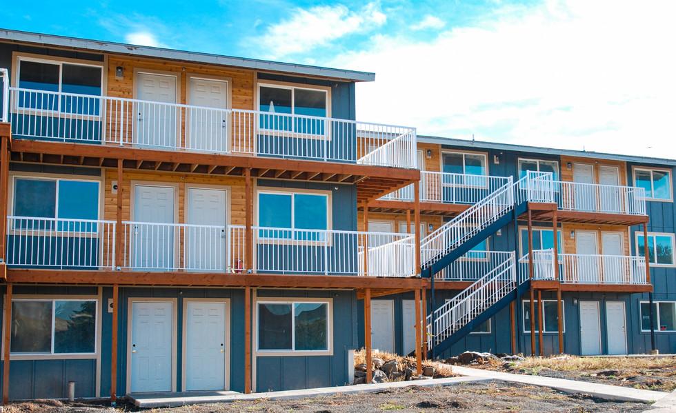 College Crest Clubhouse Apartment Pedestrian ADA