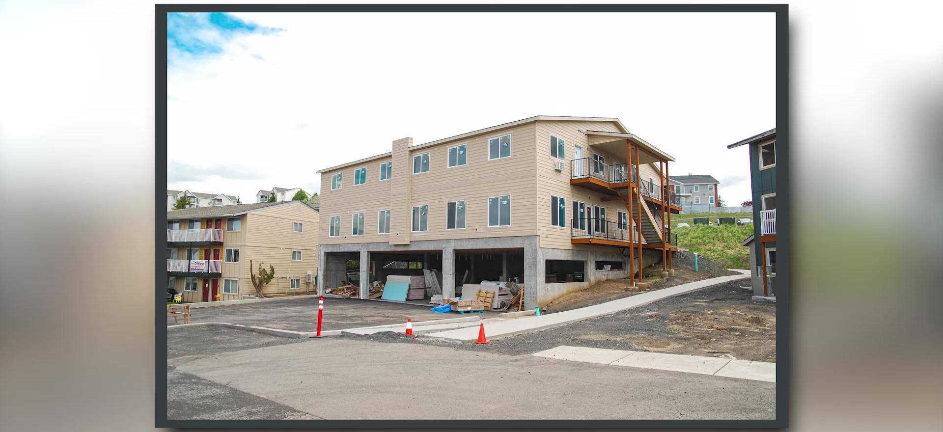 College Crest Clubhouse Civil Design