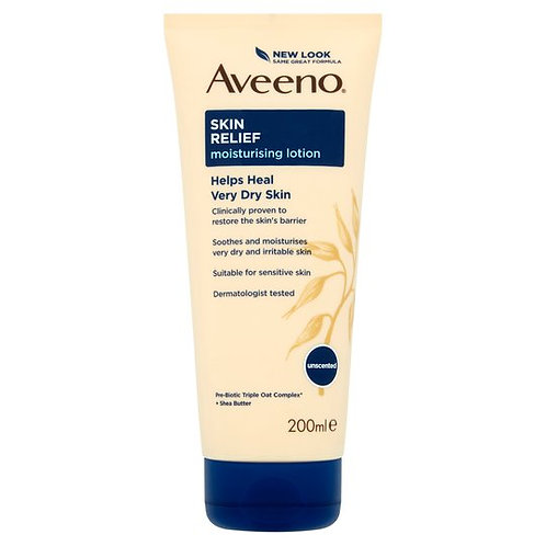 Aveeno Skin Relief Moistng. Lotion 200Ml