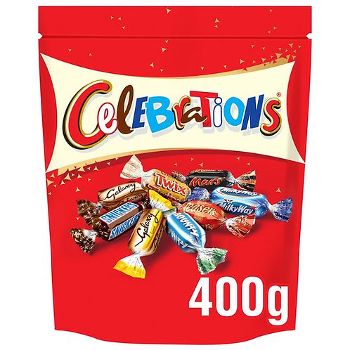 Celebrations Chocolates 400G