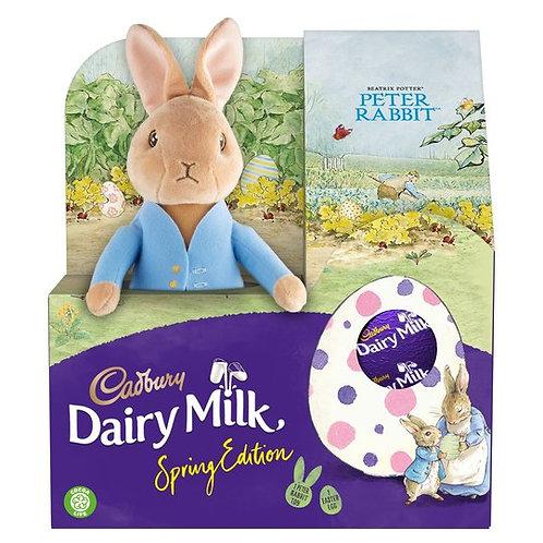 Cadbury Dairy Milk Peter Rabbit Egg 72G