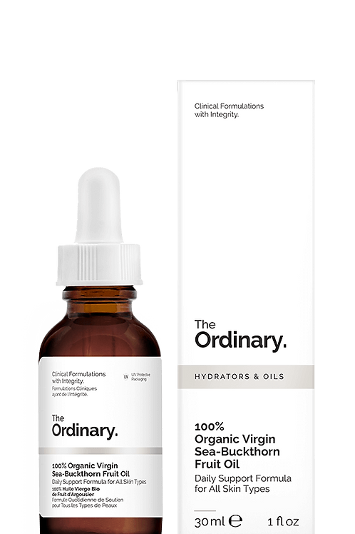 The Ordinary 100% Organic Virgin Sea-Buckthorn Fruit Oil - 30ml