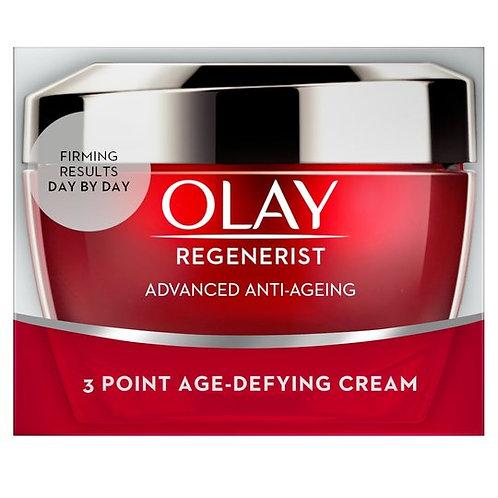 Olay Regenerist 3 Point Treatment Moisturiser Day Cream 50ml