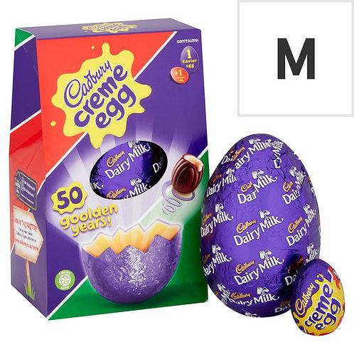 Cadbury Creme Egg Medium Easter Egg 138G