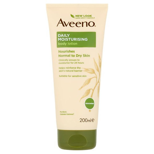Aveeno Daily Moistng. Lotion Oatmeal 200ml