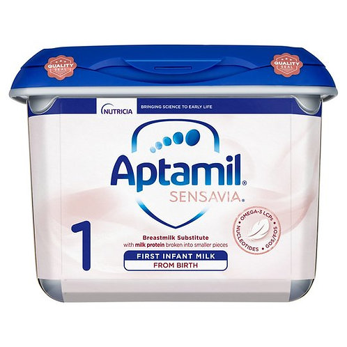 Aptamil Sensavia First Infant Milk From Birth 800G