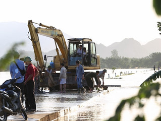 Floods wreak havoc on Hà Nội