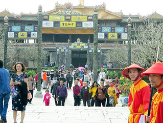 Multiple activities to welcome Tet in Hue