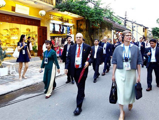 "APEC Economic Leaders' Week ""Golden chance"" for Viet Nam's tourism"