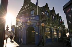 Ryrie's Pub in Edinburgh