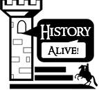 Thunderdices HistoryAlive! Logo