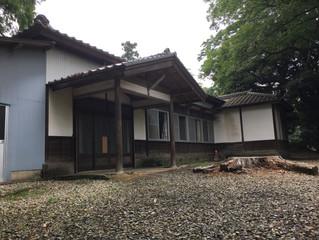 唐沢山神社道場の稽古会