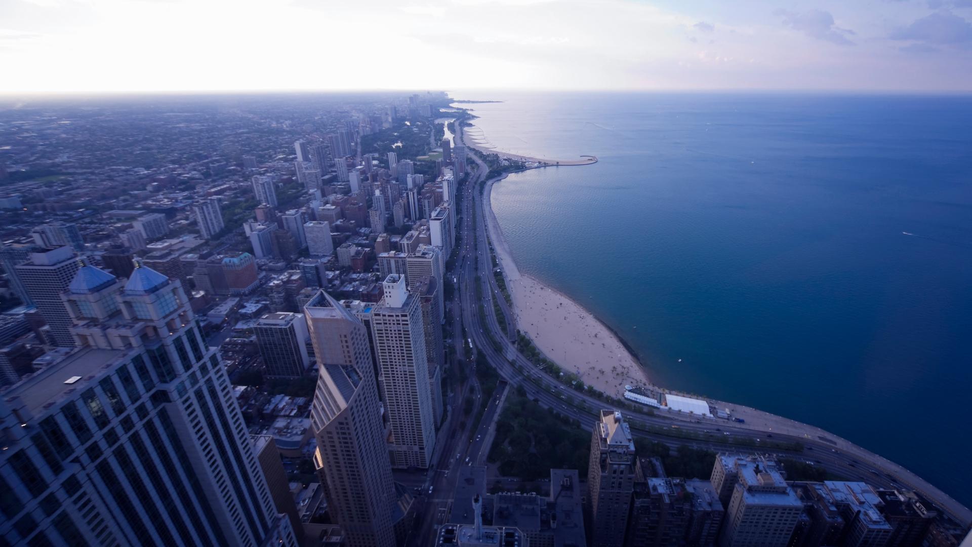 시카고 스카이라인