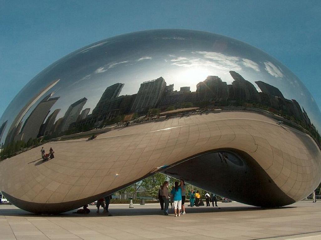 Chicago 밀레니엄 파크