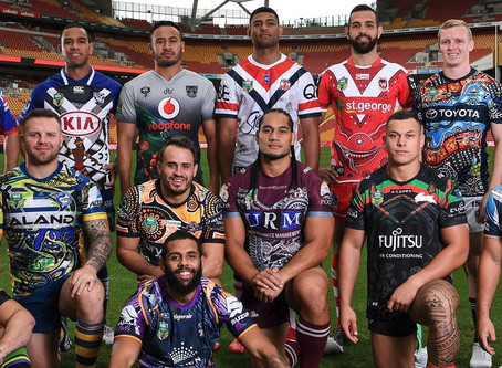 Knights star Pearce hails Indigenous Round