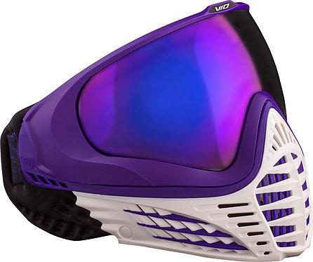 Virtue VIO Contour Goggles | White/Colors