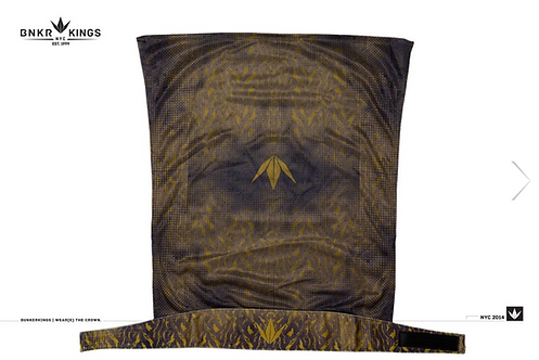 Choco Moco Headwrap
