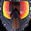 Thumbnail: Dye i4 Goggle | Orange Crush