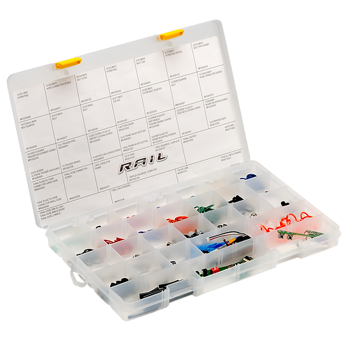 Repair Kit - Reflex/Rail Complete